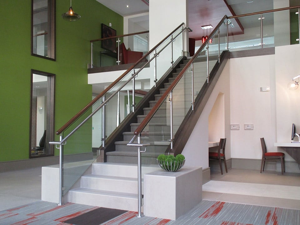 Glass Staircase Southern Staircase Artistic Stairs   Stair Railing Design Glass   Steel Stair   Oak Staircase   Steel   Staircase Remodel   Stainless Steel Railing