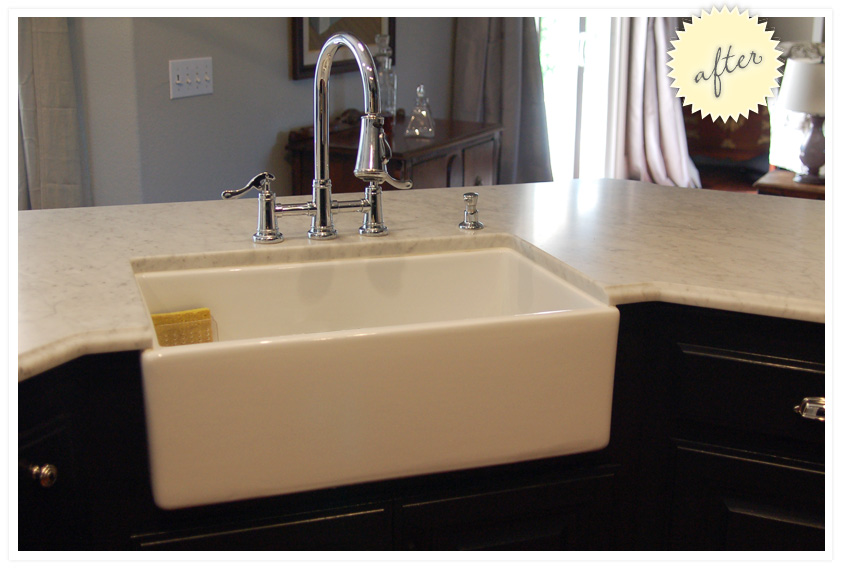 Apron Front Farmhouse Sink Installation Are All Different Counter Culture