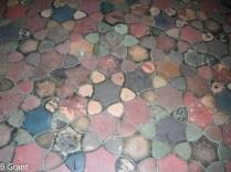 Floor of the Music Museum in Passau