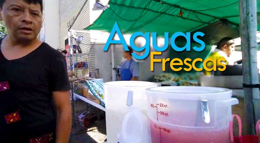 Las mejores aguas frescas de Los Angeles?