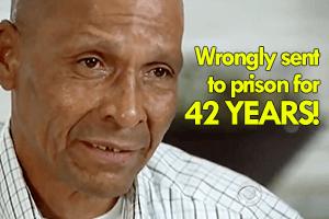 innocent sent to prison