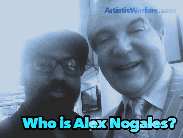 Who is Alex Nogales and the NHMC?