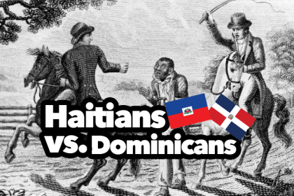 haitians vs dominicans