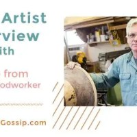 Interview With Woodworking Artist Gene Kelly