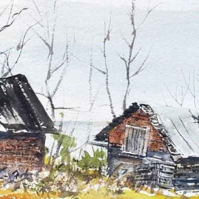 Pequaming Road Cabins