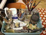 Art Studio Panting Tools 2