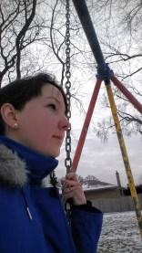 Me on Swing
