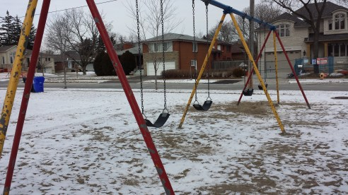 Smithwood Swing Set
