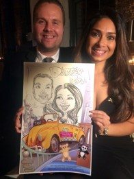 guests-with-caricature-other-artist