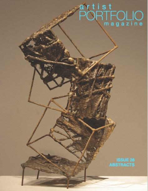 Artist Portfolio Magazine Issue 28 Abstracts Issue