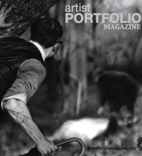 Issue 7 of Artist Portfolio Magazine