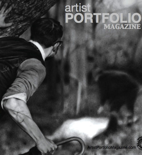 Issue 7 of Artist Portfolio Magazine