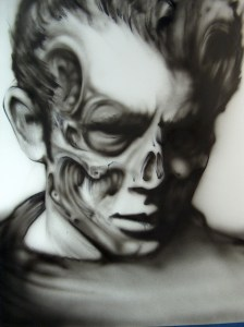zieg_Rebel Skull