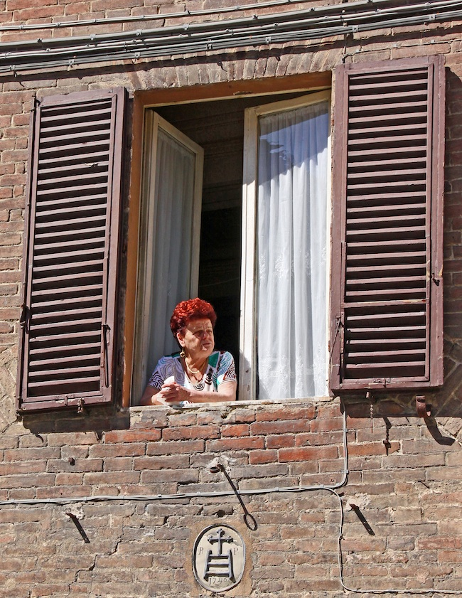 Title: Woman at the Window Medium: Digital Photography Size: 8.5X11