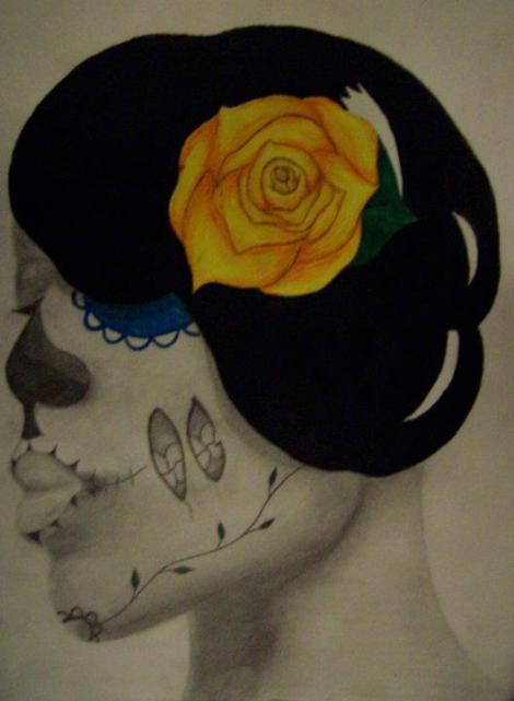 TitleBella Ashley   MediumGraphite/Colored Pencil   Size11x17