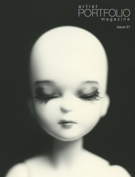 issue21_cover - Artist Portfolio Magazine