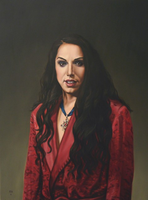 TitleThe Libertine   MediumOil on Canvas   Size28 x 38