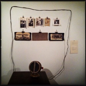 Title: Sound Maps Medium: installation Size: wall size / room size