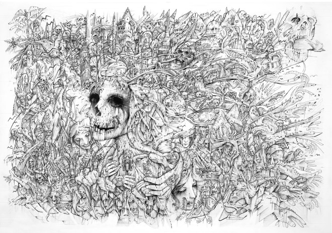 Title Mortality   Medium traditional   Size a0