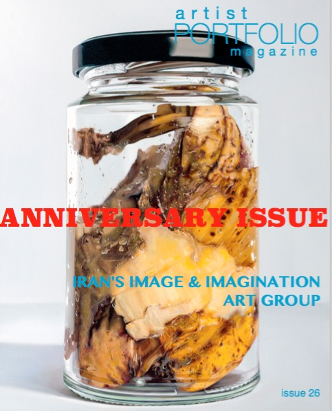Artist Portfolio Magazine issue 26