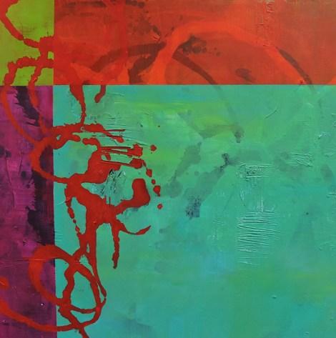 Title:Wanderlust Medium:Acrylic & Mixed Media on Gallery Wrap Size:36x36