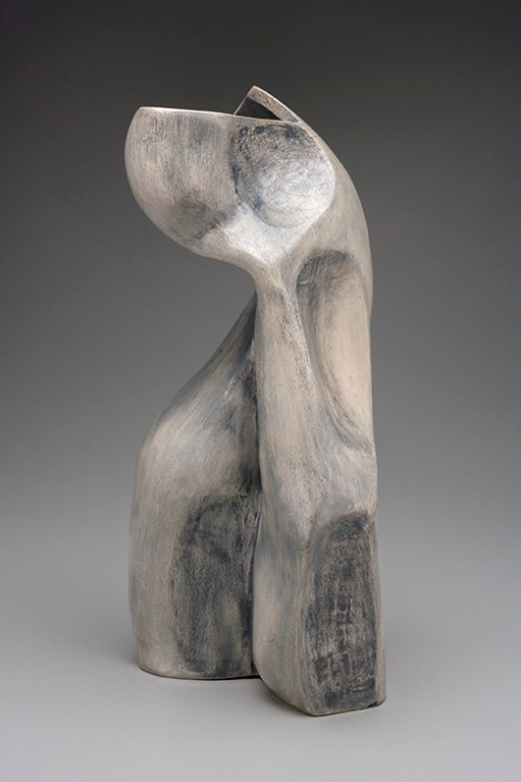 Title:Sister Grove Medium:Clay Size:19Hx10Wx8in