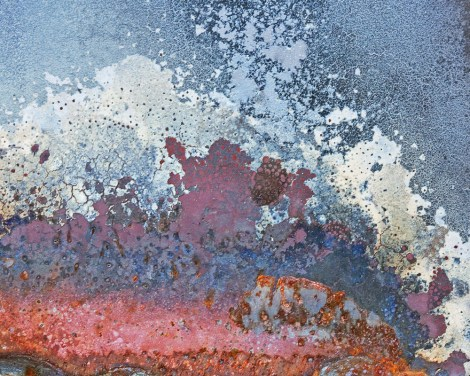 "Title:Bone River Medium:Macro Photography Size:16""x20"""