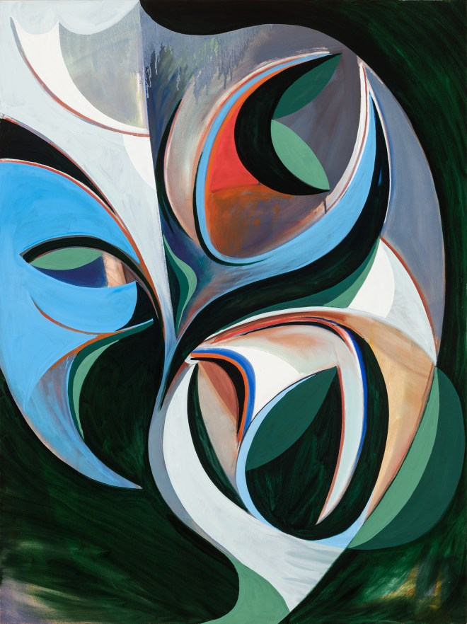 """Title Achieving Wholeness Medium Oil on canvas Size 48"""" x 36"""""""
