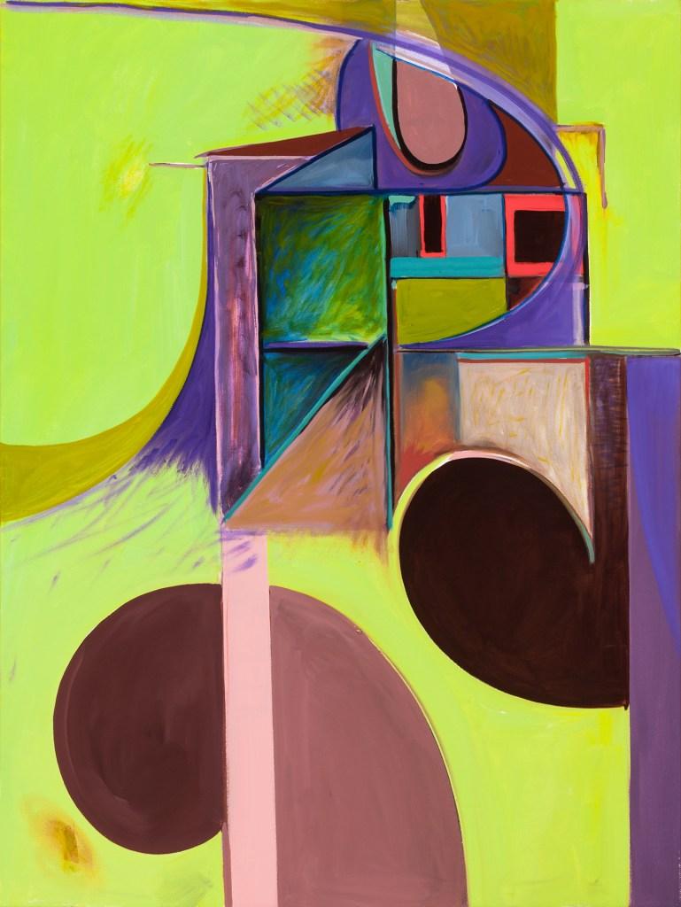"Title Come Sunday Medium Oil on canvas Size 40"" x 30"""