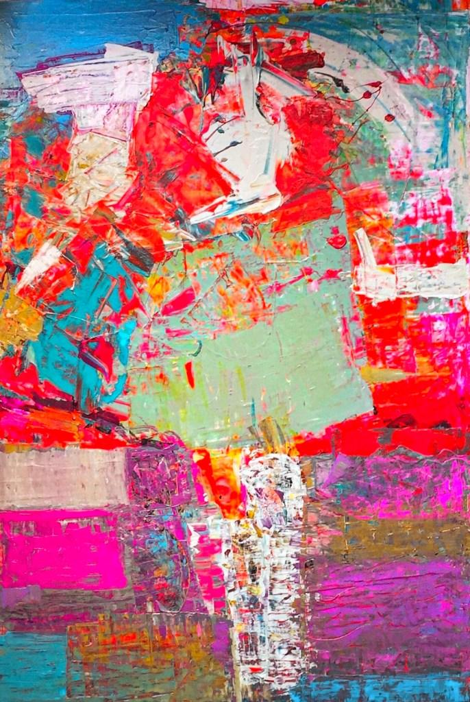 Title:Kalita75 Medium:Acrylic on canvas Size:48x72
