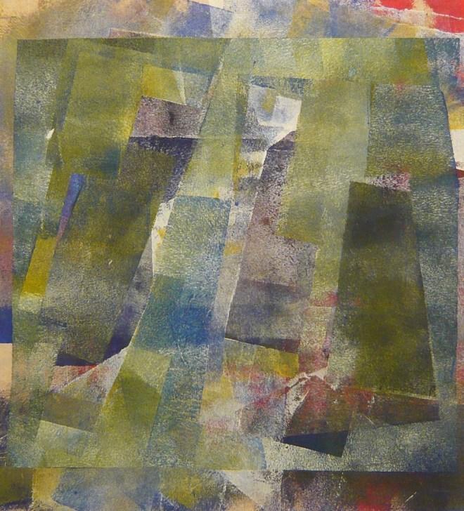 Title:the clock-hands Medium:acrylic on canvas Size:54x60