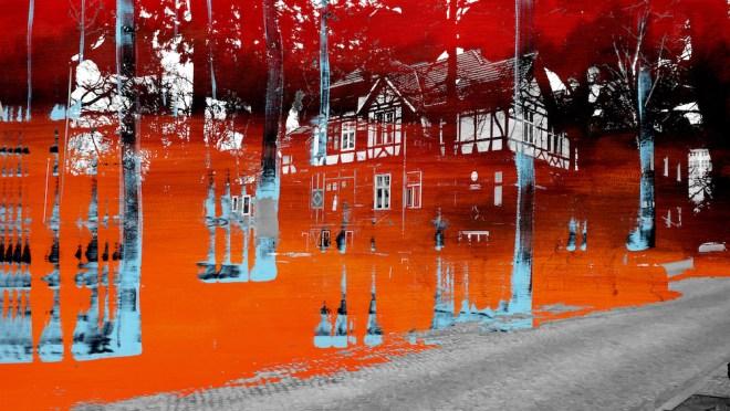 Title:X7774 Medium:Digital collage Size:32,46 x 57,57 cm