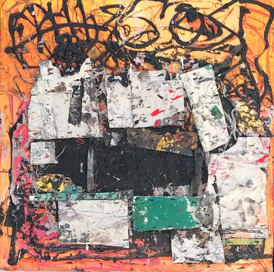 Title:Burnside Medium:Oil on canvas Size:20x22