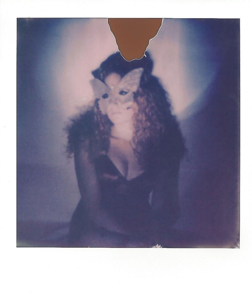 Title:Gemini Series 029 Medium:	Instant Film Size:	3.5 x 4 inches