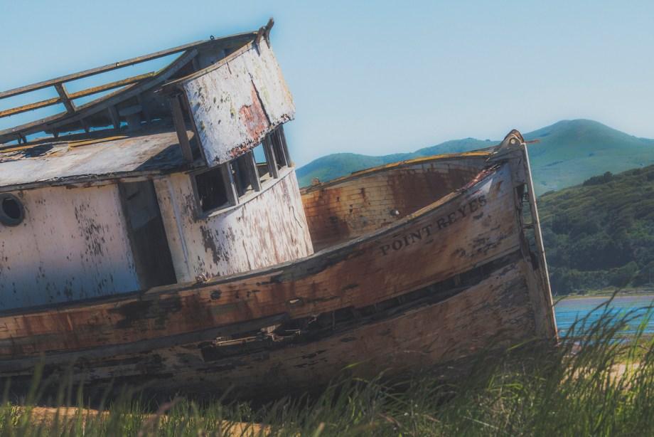 Title:Point Reyes Shipwreck Medium:Photography Size:16x20