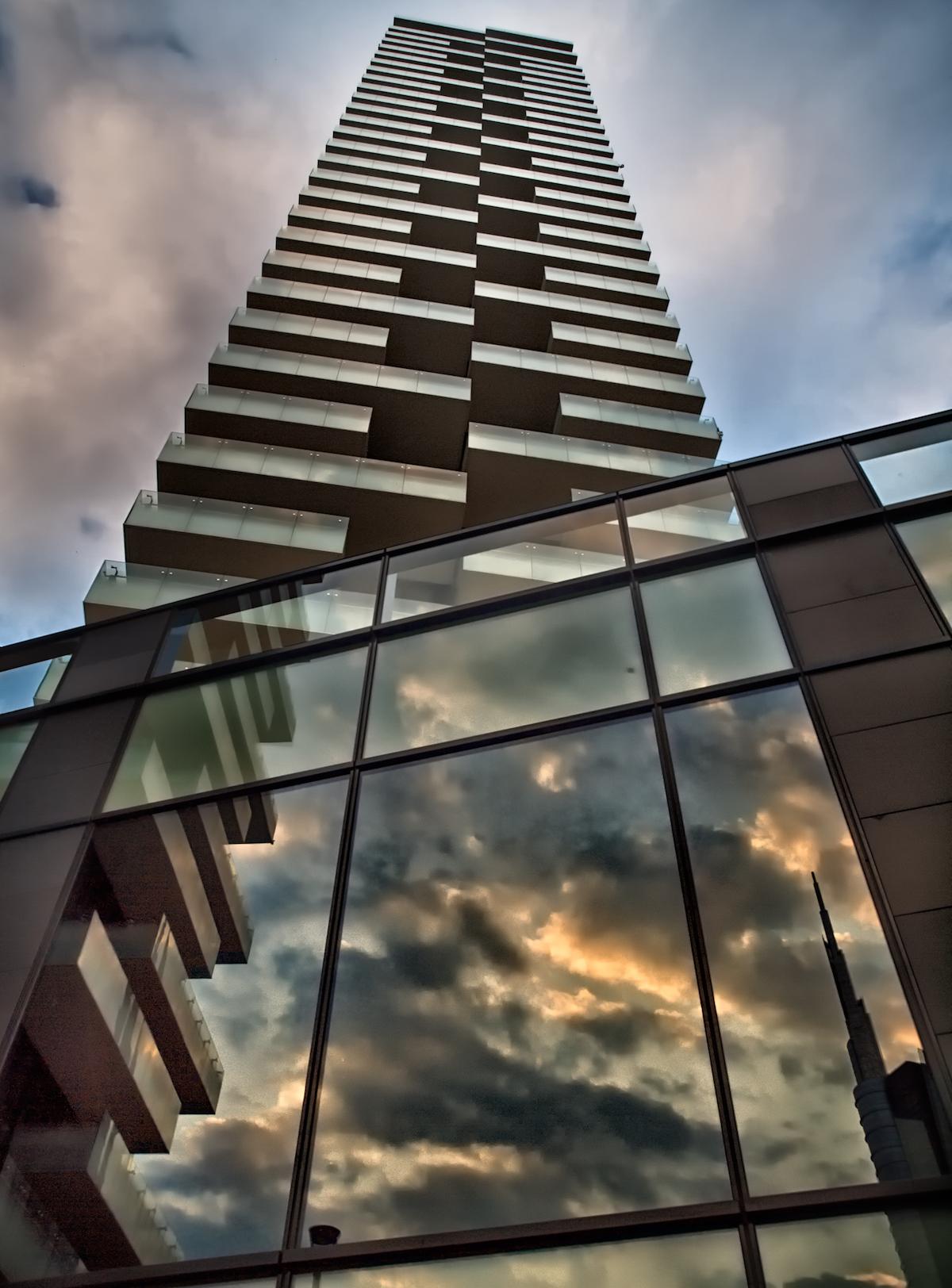 Title: The new city Medium: digital photo Size: 30x40