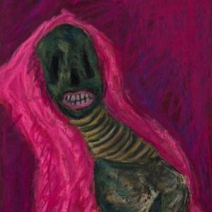 Title: Cronos Medium: pastel on paper Size: 20x30 cm