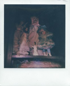 Title Just Like a Prayer Medium Polaroid Size 3.5 x 4.2""