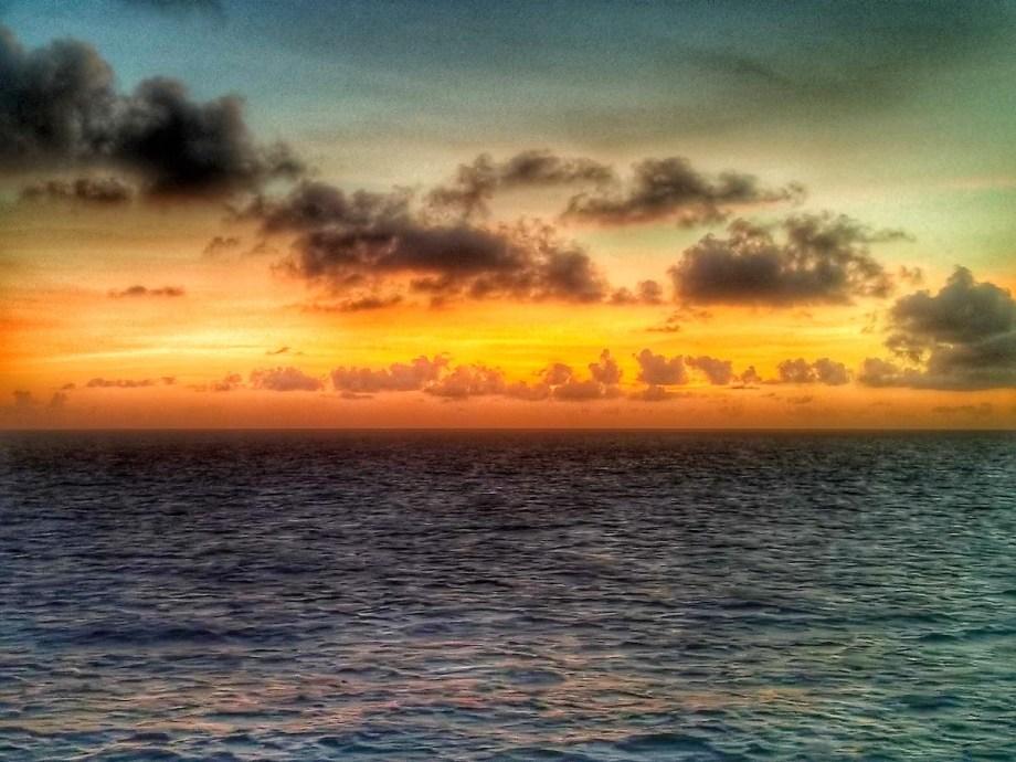 Title:Gulf Sky at Dusk Medium:Photography Size:28 x 22