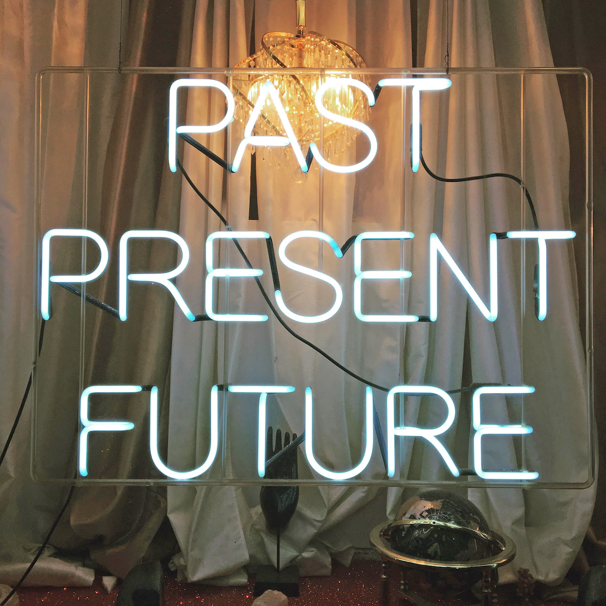 """Title Past Present Future: An Existential Crisis Medium Photography Size 10"""" x 10"""""""