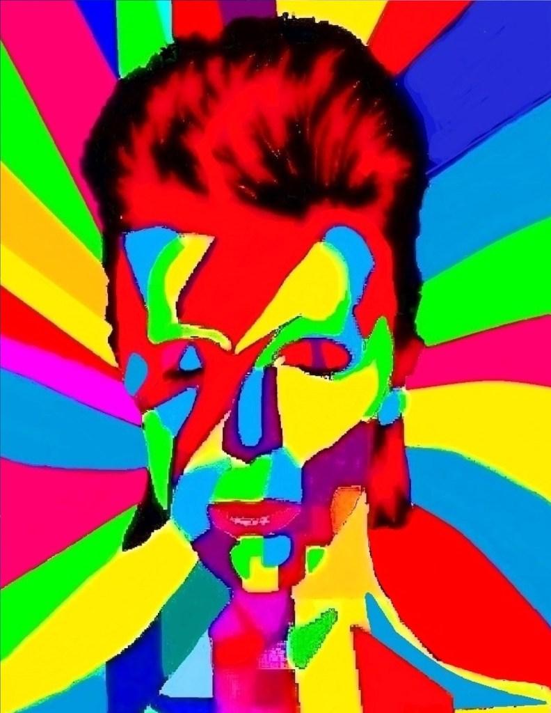 Title Ziggy Medium Acrylic on canvas Size 11 x 14