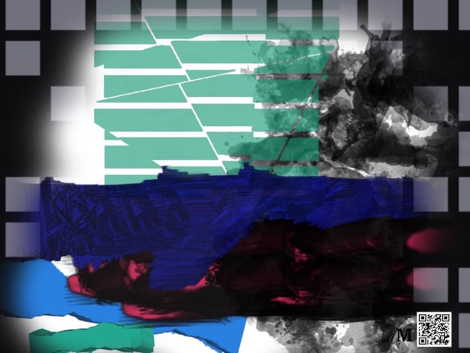 "Title ""Teal It's Blue"" Medium Multimedia Size 1024x768"