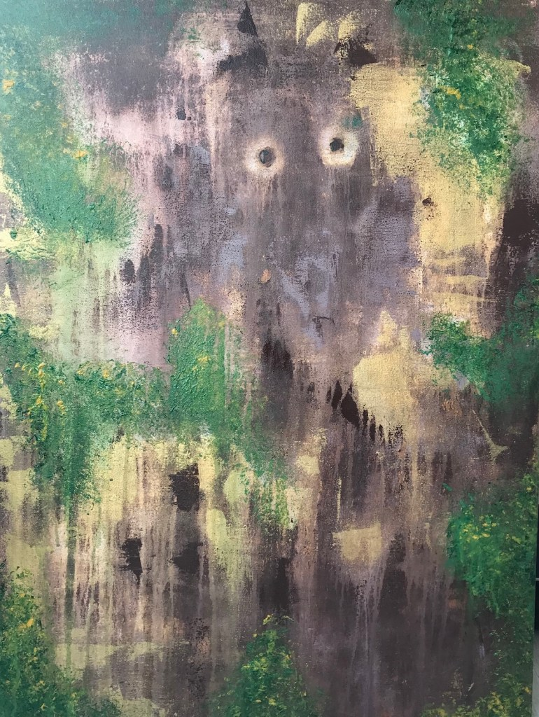 Title C2#6 Medium Acrylic on canvas Size 60x70cm