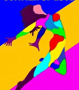 Title Summer of Love Medium acrylic on canvas Size 11x14