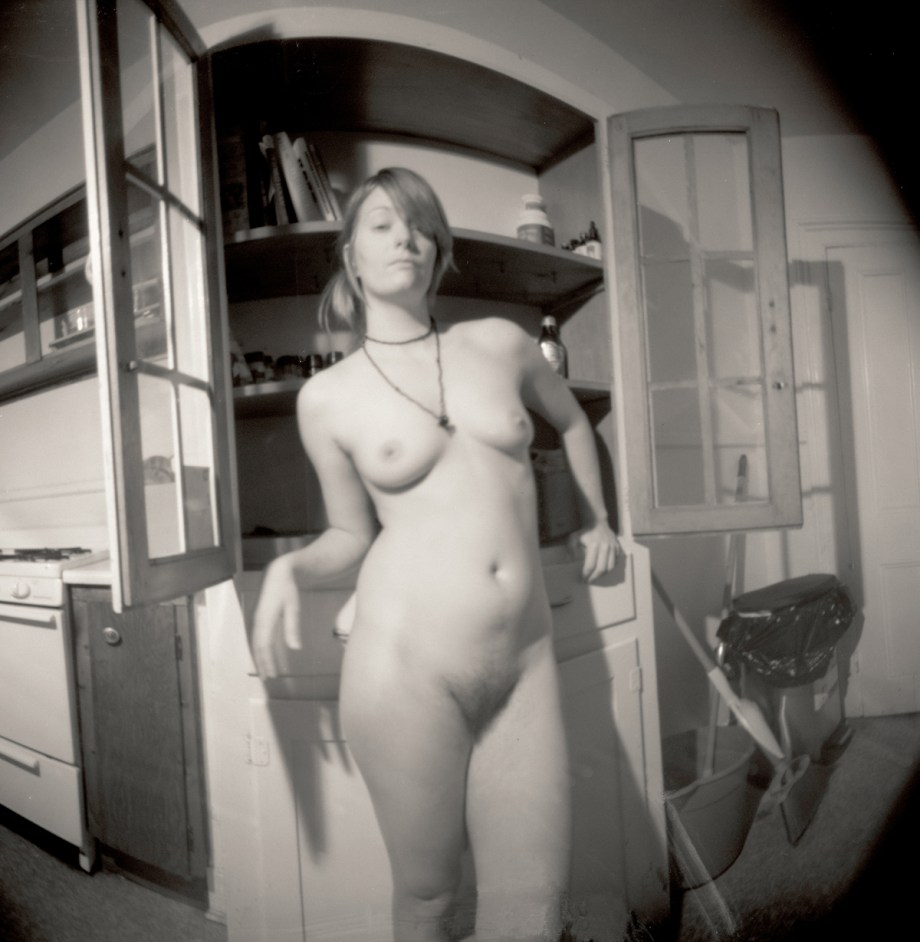 "Title Vera_J_12-10-17--12AB Medium pinhole camera - archival pigment print Size H 20.49"" x W 20.00"""