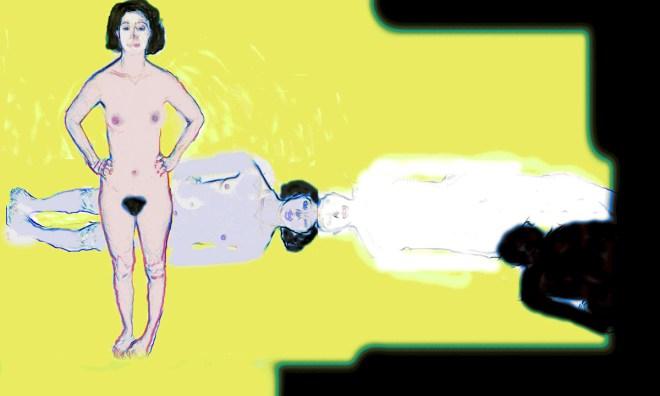 Title Life, Sickness, Death, Eternal Oblivion Medium Digital art Size 20 x 12
