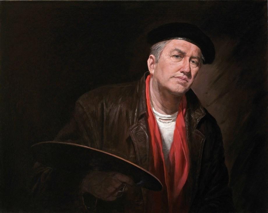 Title Rich man, poor man, beggar man. Medium Oil Size 75cm x 95cm