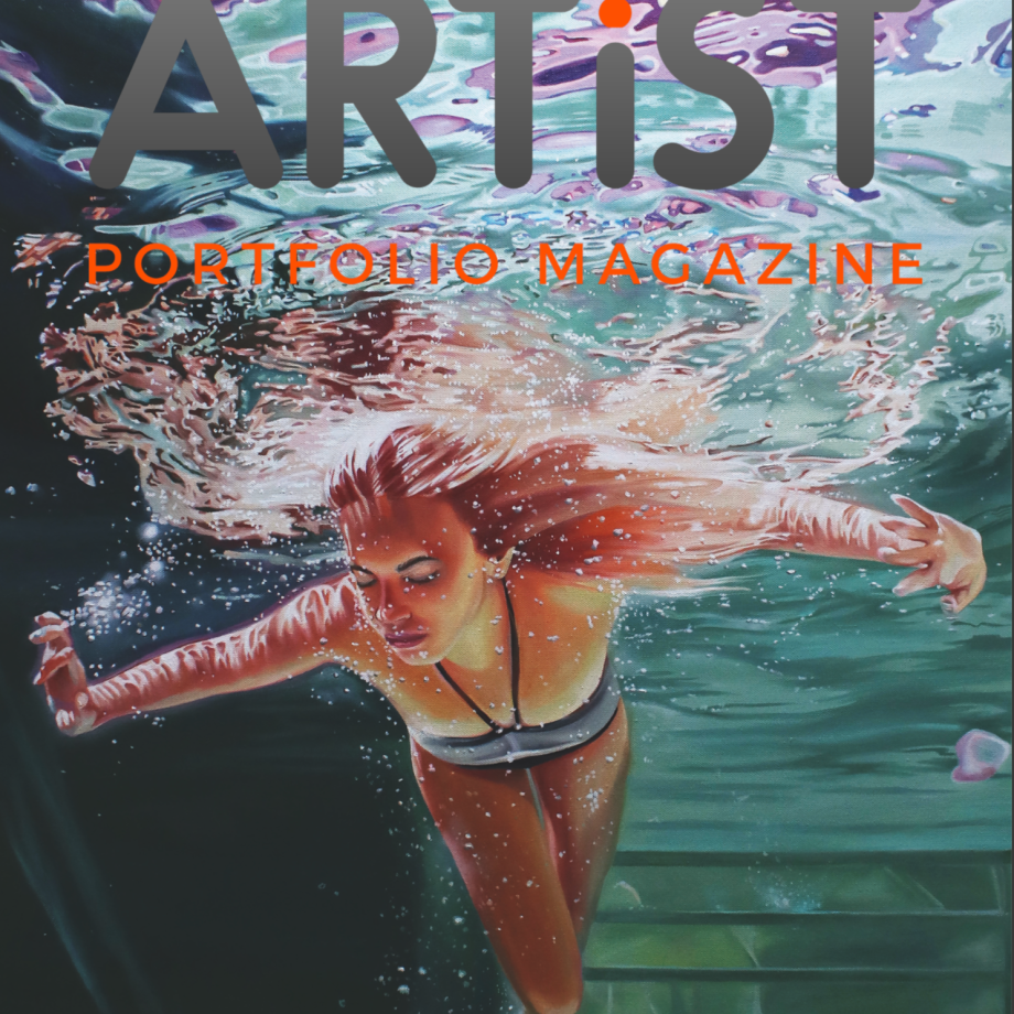 Artist Portfolio Magazine Issue 37