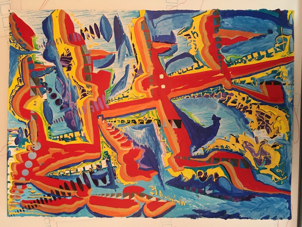 """Tribal Intersection 