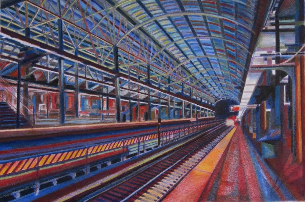 Len Cicio – Q1 Art Competition – Artist Portfolio Magazine